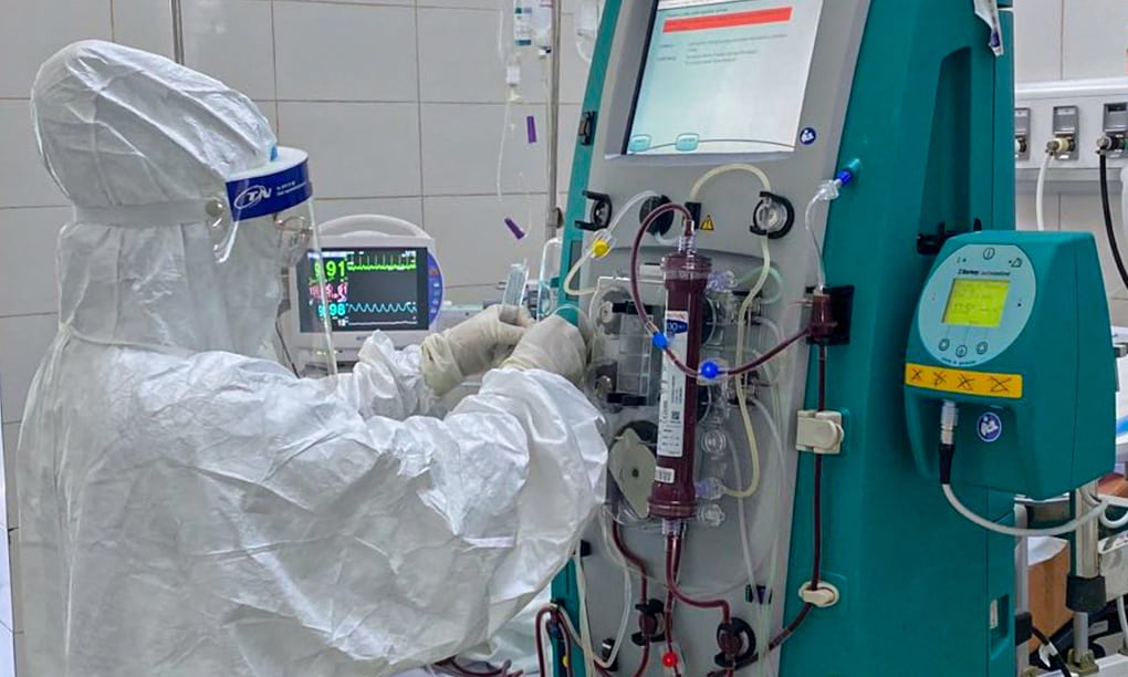 Covid-19, 'giọt nước tràn ly' với người mắc bệnh nền nặng