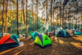 Kinh nghiệm chọn mua lều cắm trại du lịch