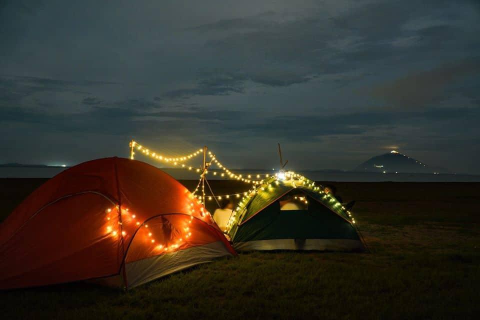 Bạn cũng cần lưu ý một số vấn đề khi vui chơi tại hồ Dầu Tiếng Bình Dương - Nguồn ảnh: FB Phuc Huu Nguyen