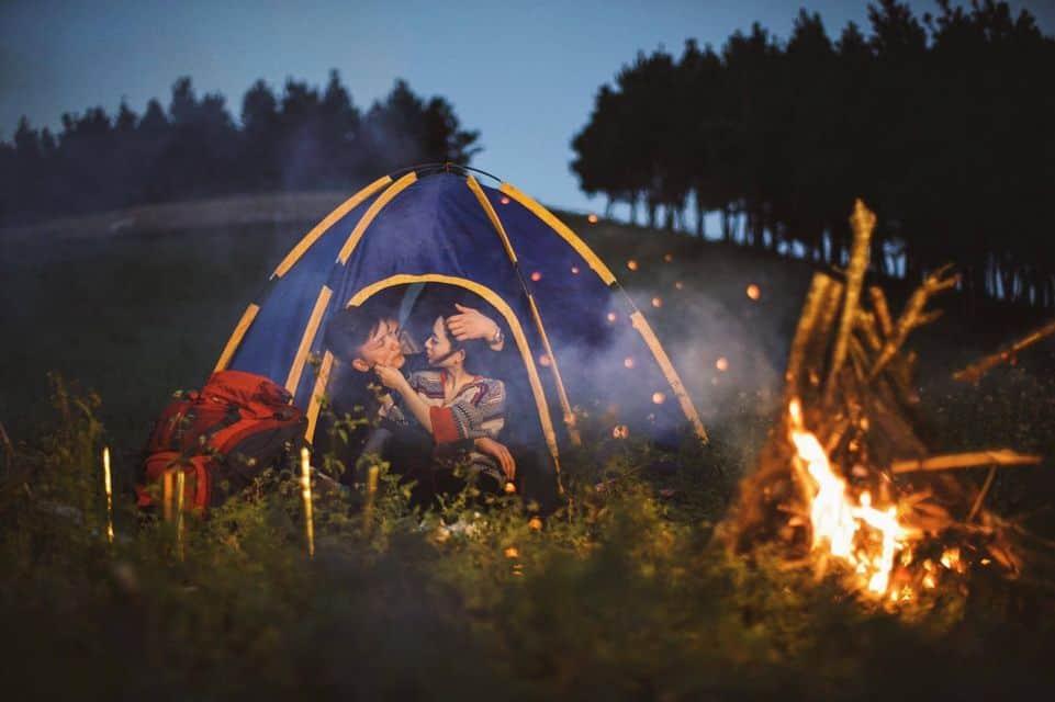 Kinh nghiệm mua lều trại du lịch đơn giản nhất cho chuyến đi thêm vui - Nguồn ảnh: Internet