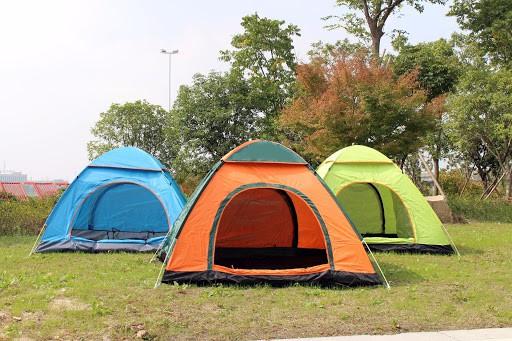 Kích thước của lều trại nên trừ hao thêm đôi chút để có thể nghỉ ngơi thoải mái - Nguồn ảnh: Internet