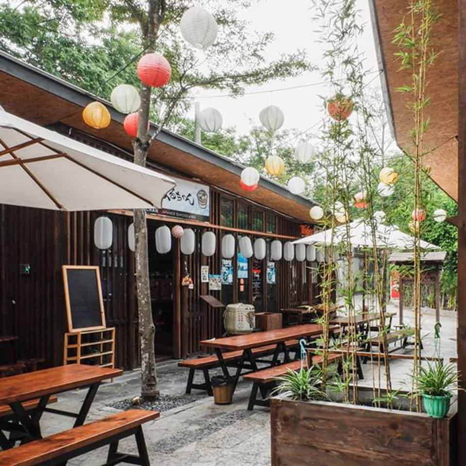 Đến Oishi Town nơi nào cũng là góc sống ảo cực kỳ chất lượng - Nguồn ảnh: Internet