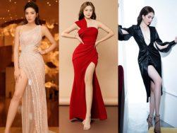 Váy xẻ đùi cực sexy: Item phụ nữ không nên bỏ lỡ