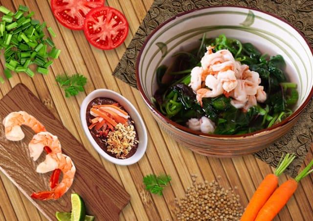 Buổi trưa nên ăn gì cho mát, thanh nhiệt, giải độc?