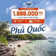 Combo du lịch Hà Nội – Phú Quốc giá rẻ tháng 10/2020
