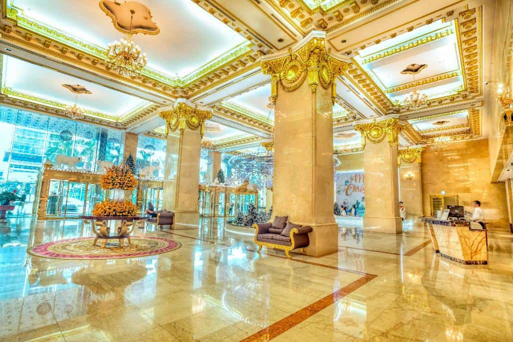 Review chi tiết Grand Plaza Hanoi Hotel