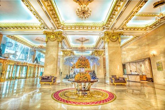 Khách sạn Grand Plaza Hanoi đạt tiêu chuẩn 5 sang trọng bậc nhất- Nguồn ảnh: Internet