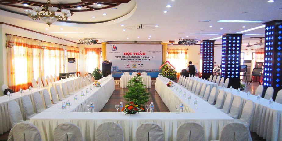 Phòng hội thảo tại khách sạn Hải Âu