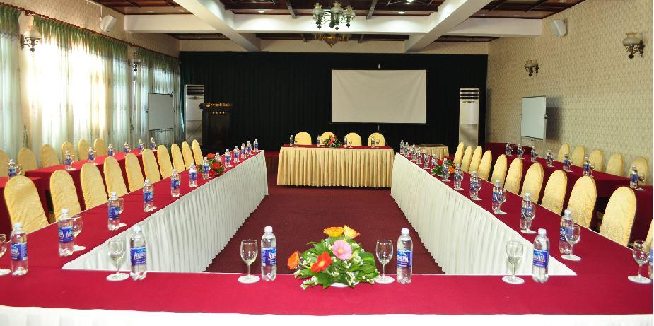 Khách sạn có nhiều loại phòng họp khác nhau từ nhỏ đến lớn