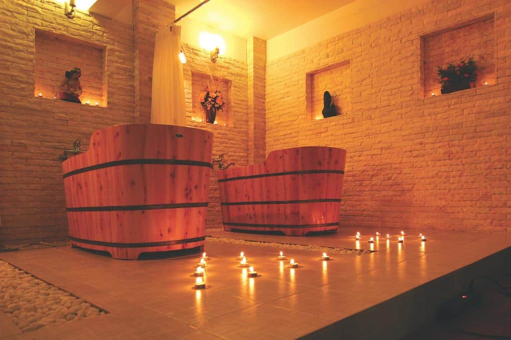 Phòng Spa tại khách sạn Hải Âu