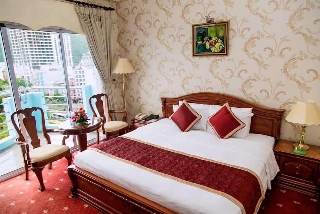 Hạng phòng Seagull Suite tại khách sạn Hải Âu