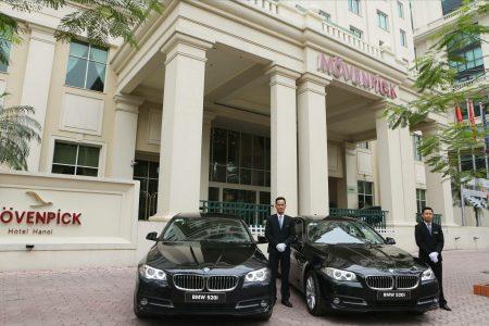 Từ khách sạn dễ dàng di chuyển đến nhiều địa điểm trong trung tâm thủ đô - Nguồn ảnh: Internet