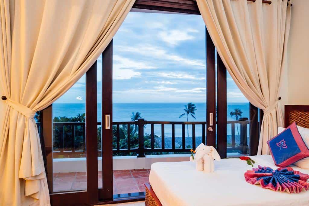 Phòng Suite với view biển là lựa chọn hoàn hảo dành cho gia đình nhỏ hoặc nhóm bạn 4-6 người