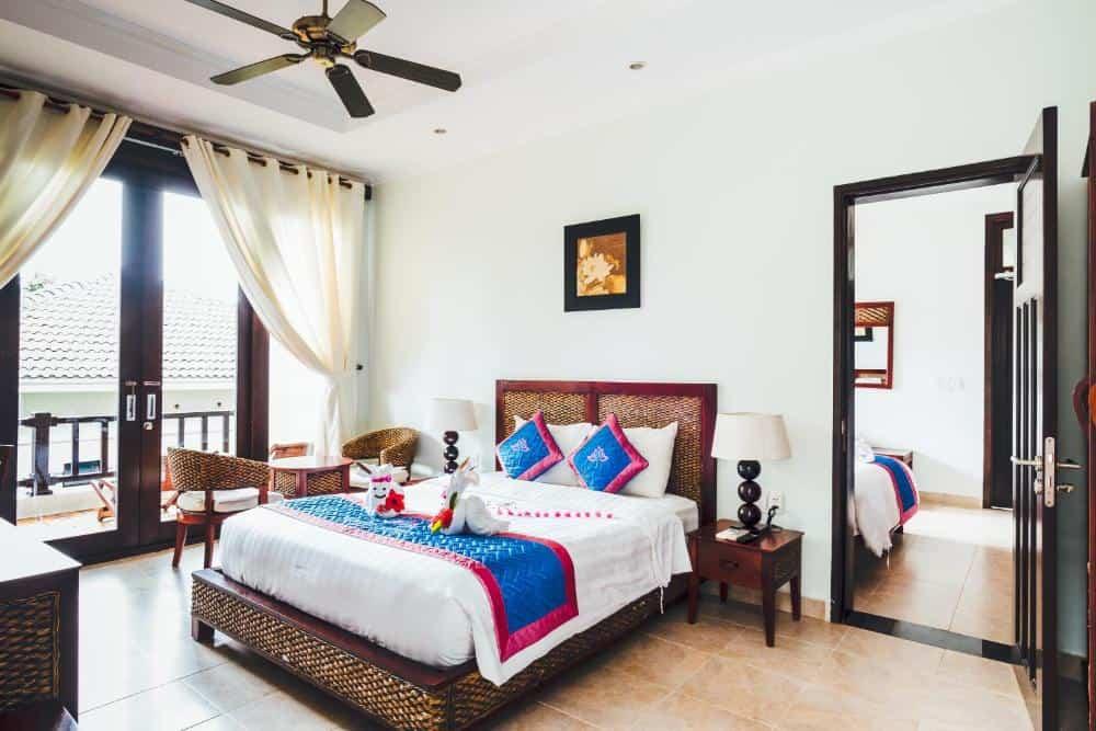 Phòng Bungalow tại Lotus Muine Resort & Spa
