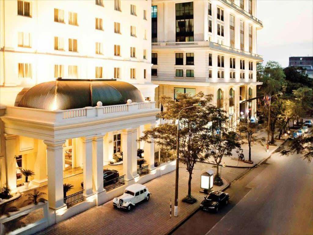 Review chi tiết Movenpick Hotel Hanoi