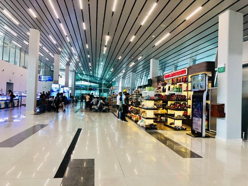 Nhà ga hành khách tại sân bay Phú Quốc - Nguồn ảnh: Internet