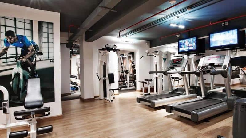 Trang thiết bị hiện đại phục vụ nhu cầu sức khoẻ của khách hàng tại phòng Fitness - Nguồn ảnh: Internet