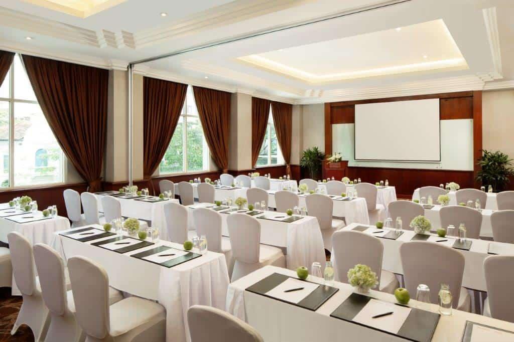 Khách sạn cung cấp phòng hội nghị phục vụ nhu cầu đa dạng của khách hàng - Nguồn ảnh: Internet
