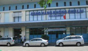 Tìm hiểu về sân bay Chu Lai