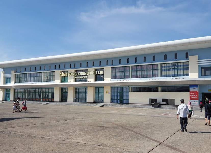 Tìm hiểu thông tin về sân bay Chu Lai - Nguồn ảnh: Internet