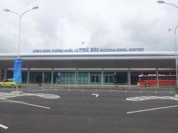 Thông tin chi tiết về sân bay Phú Bài – Huế