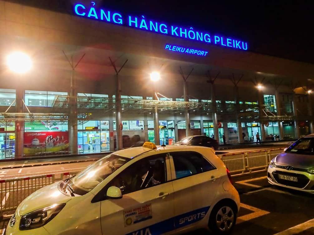 Dịch vụ xe đưa đón tại sân bay Pleiku có tính tiện lợi cao, dễ sắp xếp lịch trình - Nguồn ảnh: Internet