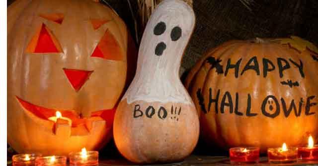 Trò chơi Halloween săn bí ngô