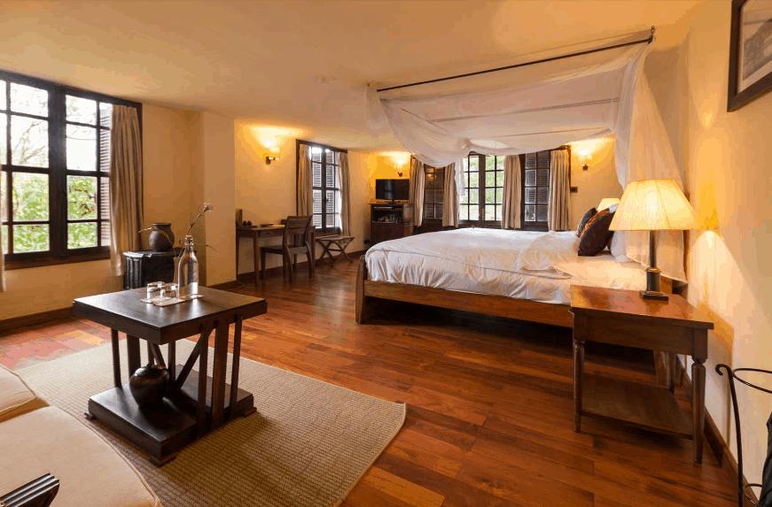 Phòng Villa Studio rộng rãi, tiện nghi và trang nhã