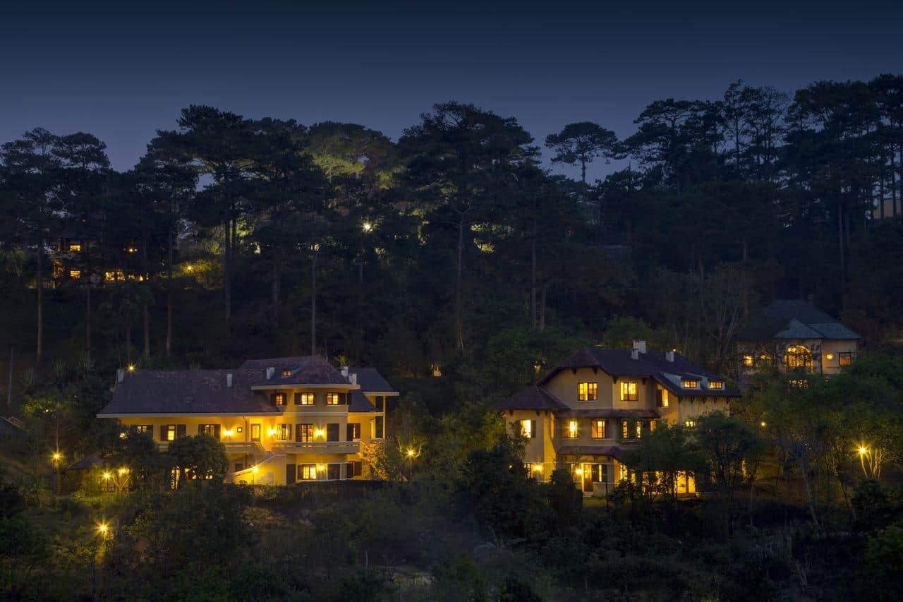 Tận hưởng kỳ nghỉ lãng mạn và đậm chất cổ điển tại Ana Mandara Villas Dalat Resort & Spa
