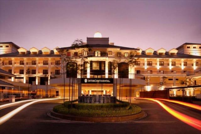Intercontinental Westlake: Khách sạn 5 sao view đẹp nhất Hà Nội
