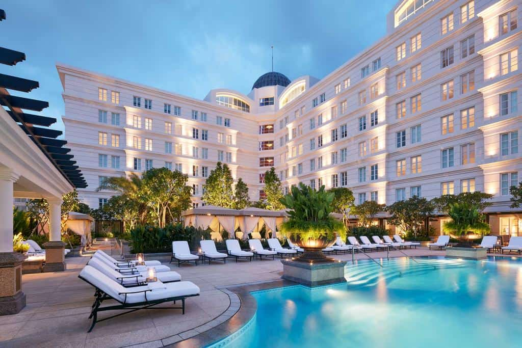 Tận hưởng lối sống thời thượng tại những khách sạn đắt nhất ở Sài Gòn