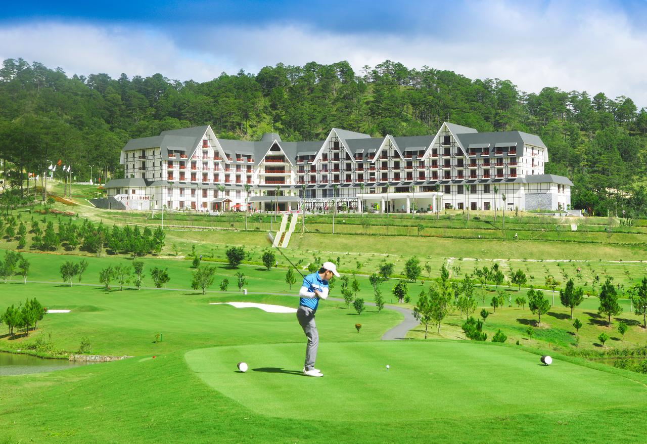 Sân golf 18 lỗ mang đẳng cấp quốc tế
