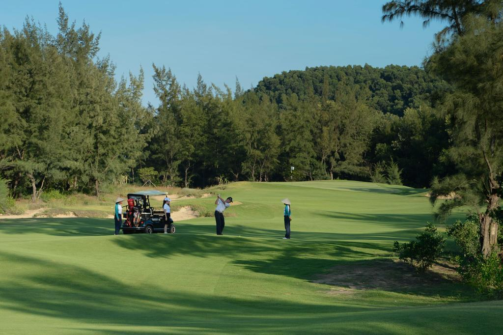 Sân golf mang đẳng cấp quốc tế