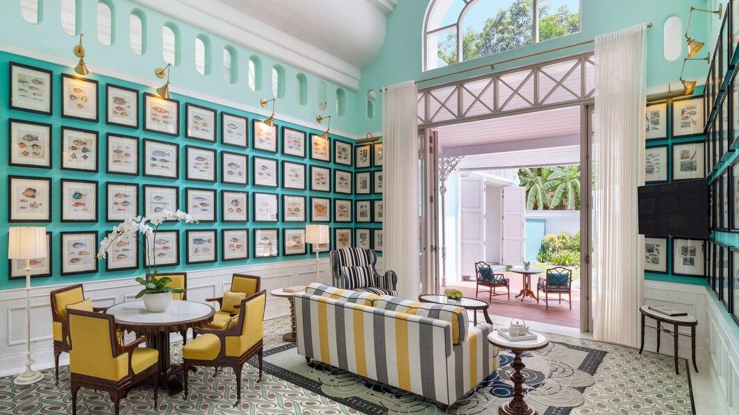 1 - 3 Bedroom Villa: Du khách có thể lựa chọn biệt thự có 1 giường hoặc 3 giường phù hợp với nhu cầu của mình.