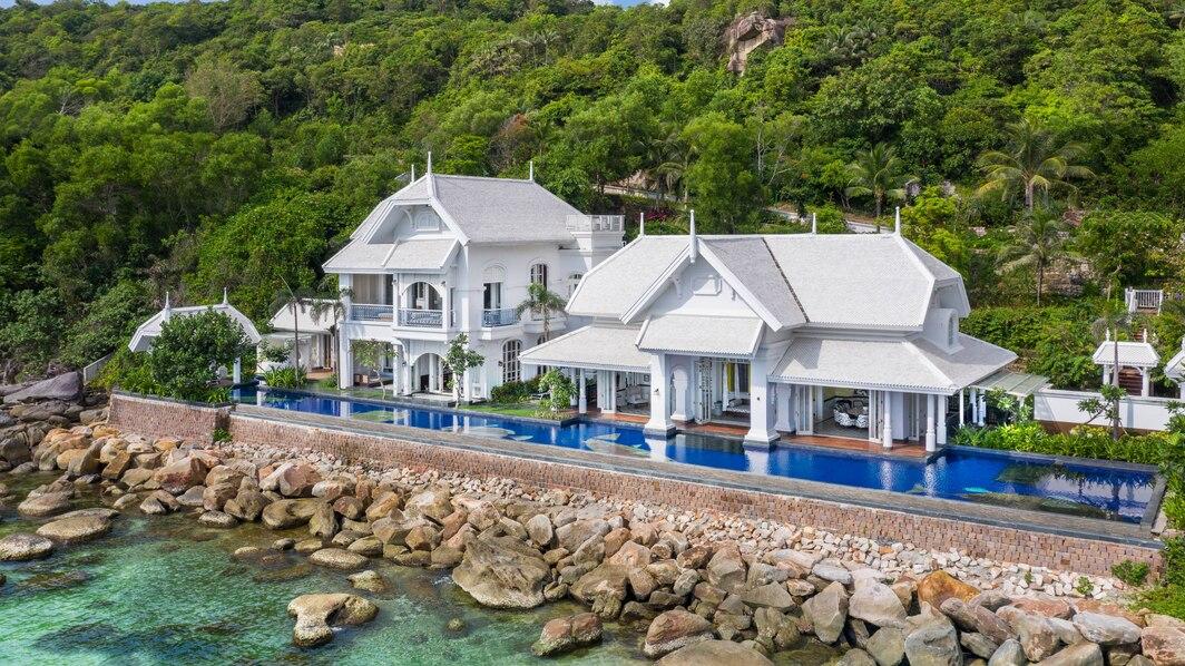 Lamarck House có đến 7 giường đôi và khu vực tiếp khách riêng