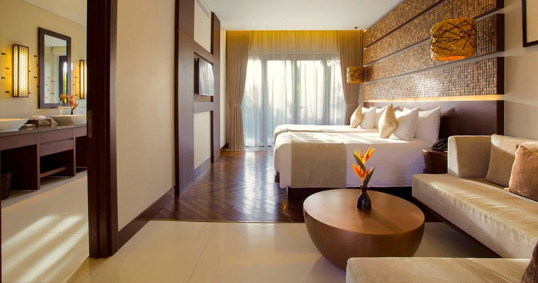 Biệt Thự Hướng Vườn được xây dựng dựa trên cảm hứng từ nét đẹp của hòn đảo Phú Quốc