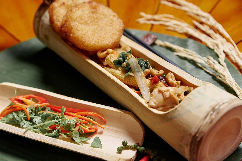 Nhà hàng Salinda phục vụ ẩm thực đặc trưng 3 miền của Việt Nam