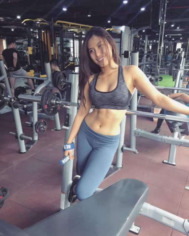 Chỉ số BMI ở nữ trưởng thành được duy trì bằng cách giữ cân. Ảnh: Internet
