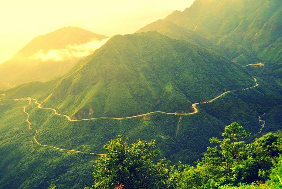 Tứ đại đỉnh đèo: TOP 4 con đèo cao nhất Việt Nam
