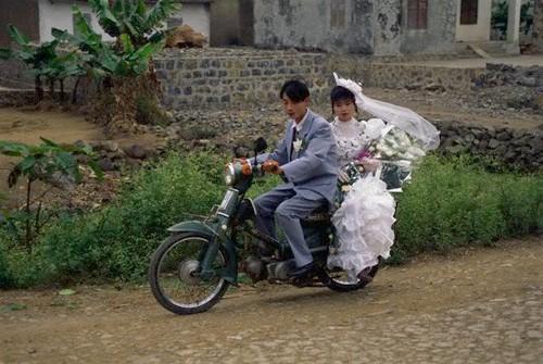 đám cưới xưa