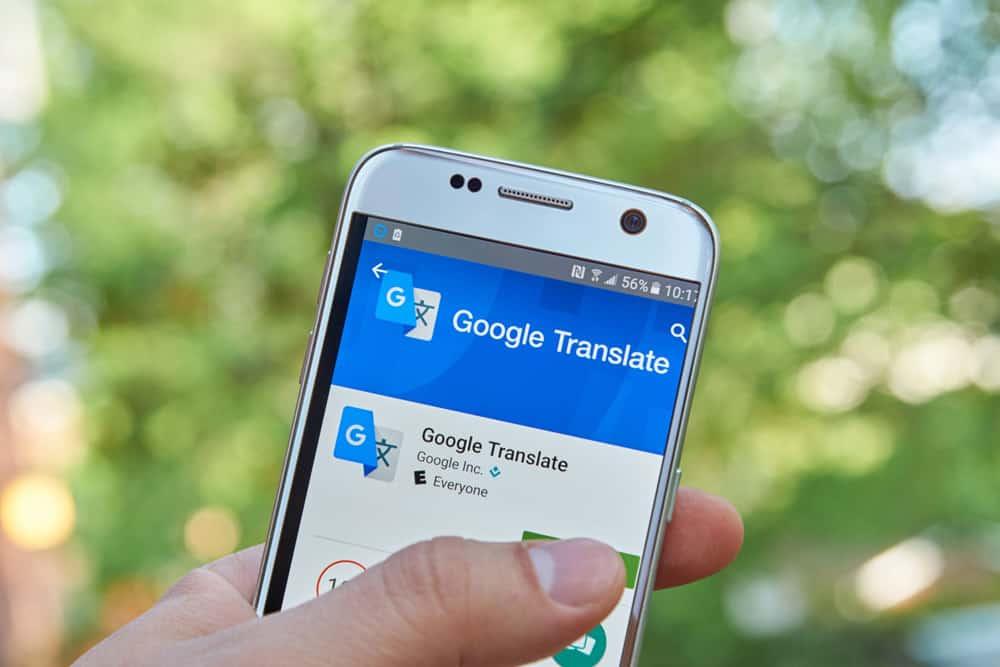 Cách dùng Google dịch hình ảnh trên điện thoại miễn phí nhanh nhất