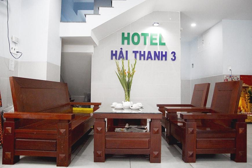 Hải Thanh là một trong những khách sạn giá bình dân tại quận Bình Thạnh