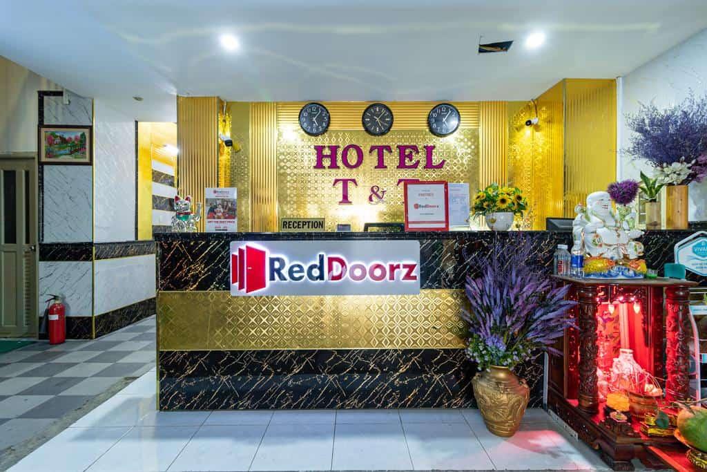 Khách sạn Reddoorz