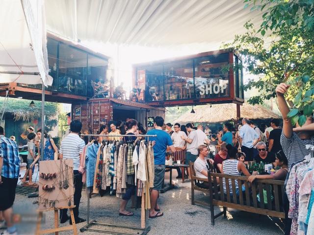 """Khu chợ bán đồ """"Si"""" ở Sài Gòn. Ảnh: Internet"""
