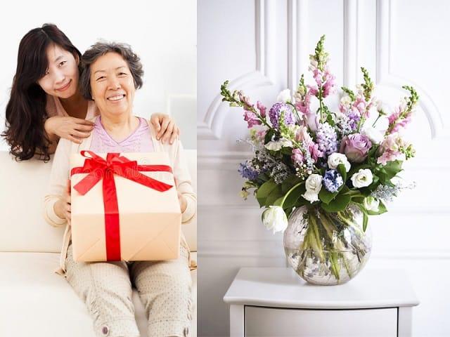 Những lời nói, những hành động quan tâm hay nhưng món quà tặng mẹ nhỏ nhắn trong cuộc sống hàng ngày cũng là cách để bạn thầm cảm ơn người mẹ của mình