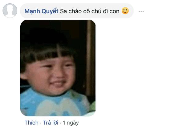 Một loạt biểu cảm dễ thương và caption hài hước hợp hoàn cảnh của người dùng Facebook - Nguồn ảnh: Internet