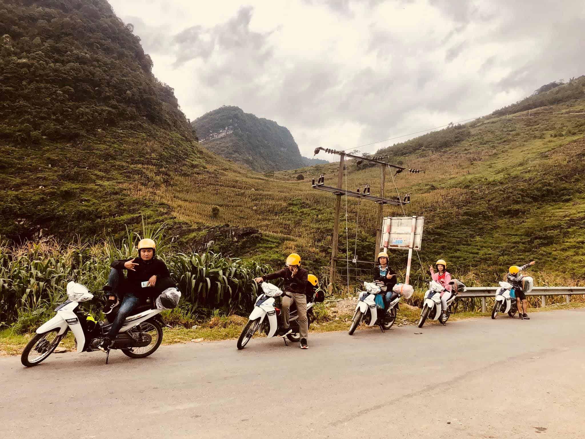 Khám phá Hà Giang bằng xe máy