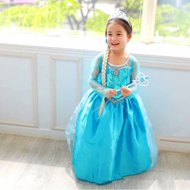 Nàng công chúa Elsa. Ảnh: Internet