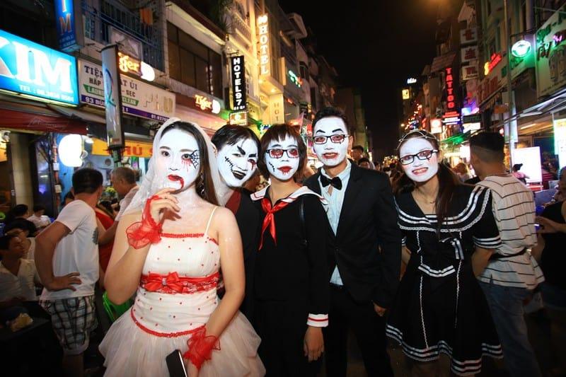 Chơi Halloween 2020 ở đâu Sài Gòn?