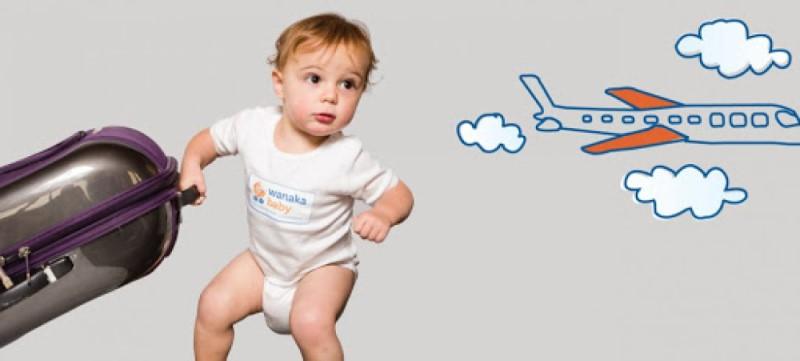 Em bé mấy tháng có thể đi du lịch?